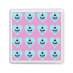 Cupcakes In Pink Memory Card Reader (square)  by snowwhitegirl