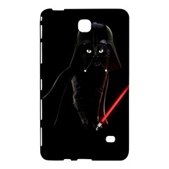 Darth Vader Cat Samsung Galaxy Tab 4 (7 ) Hardshell Case  by Valentinaart