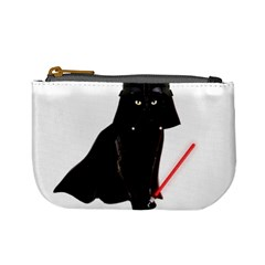 Darth Vader Cat Mini Coin Purses by Valentinaart
