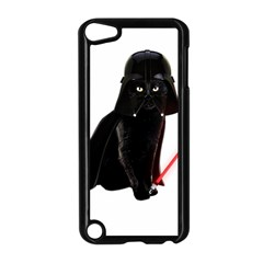 Darth Vader Cat Apple Ipod Touch 5 Case (black)