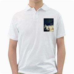 Abandonded Dollhouse Golf Shirts
