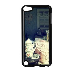 Abandonded Dollhouse Apple Ipod Touch 5 Case (black) by snowwhitegirl