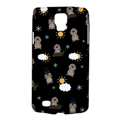 Groundhog Day Pattern Galaxy S4 Active by Valentinaart