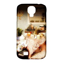 Dollhouse Christmas Samsung Galaxy S4 Classic Hardshell Case (pc+silicone) by snowwhitegirl