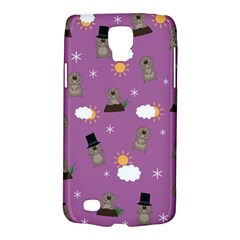 Groundhog Day Pattern Galaxy S4 Active