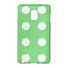 Lime Dot Galaxy Note Edge by snowwhitegirl