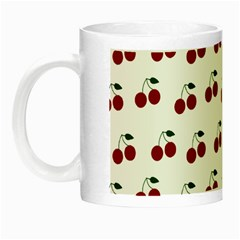 Cherries Night Luminous Mugs