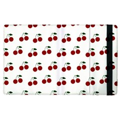 Cherries Apple Ipad 2 Flip Case by snowwhitegirl