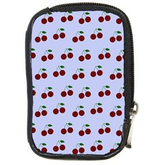 Blue Cherries Compact Camera Cases by snowwhitegirl