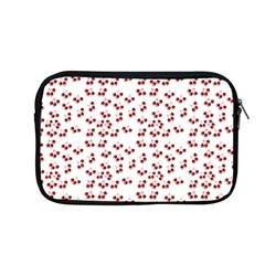 Red Cherries Apple Macbook Pro 13  Zipper Case by snowwhitegirl