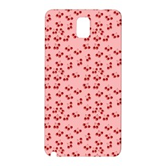 Rose Cherries Samsung Galaxy Note 3 N9005 Hardshell Back Case by snowwhitegirl