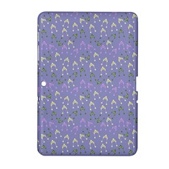 Winter Hats Blue Samsung Galaxy Tab 2 (10 1 ) P5100 Hardshell Case