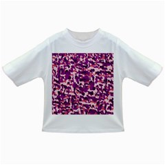 Pink Camo Infant/toddler T-shirts