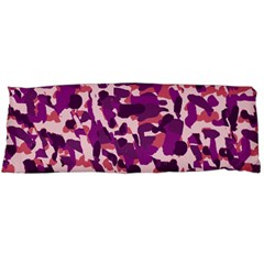 Pink Camo Body Pillow Case Dakimakura (two Sides) by snowwhitegirl