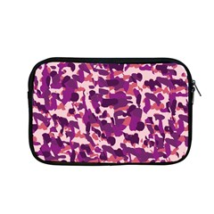 Pink Camo Apple Macbook Pro 13  Zipper Case by snowwhitegirl