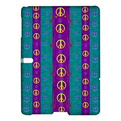 Peace Be With Us This Wonderful Year In True Love Samsung Galaxy Tab S (10 5 ) Hardshell Case