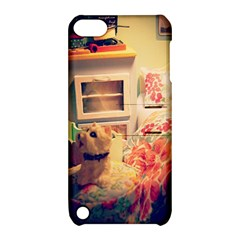 Cream Dollhouse Apple Ipod Touch 5 Hardshell Case With Stand by snowwhitegirl