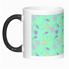 Mint Heart Cherries Morph Mugs by snowwhitegirl