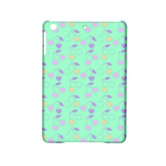 Mint Heart Cherries Ipad Mini 2 Hardshell Cases by snowwhitegirl