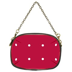 Red Dot Chain Purses (two Sides)  by snowwhitegirl