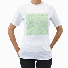 Minty Hats Women s T-shirt (white) (two Sided) by snowwhitegirl