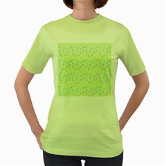 Minty Hats Women s Green T-shirt