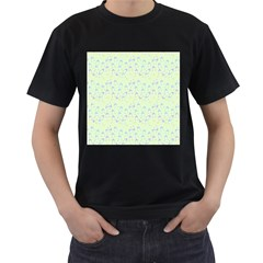 Minty Hats Men s T-shirt (black) (two Sided) by snowwhitegirl