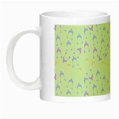 Minty Hats Night Luminous Mugs