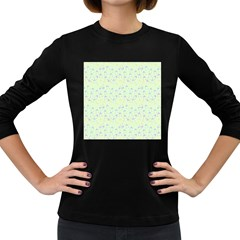 Minty Hats Women s Long Sleeve Dark T-shirts by snowwhitegirl
