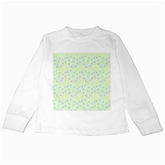Minty Hats Kids Long Sleeve T-shirts by snowwhitegirl