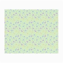 Minty Hats Small Glasses Cloth (2-side) by snowwhitegirl