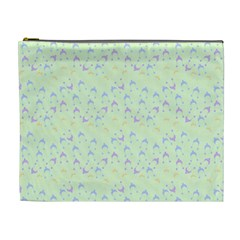 Minty Hats Cosmetic Bag (xl)