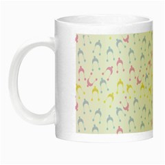 Pastel Hats Night Luminous Mugs