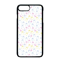 Pastel Hats Apple Iphone 7 Plus Seamless Case (black) by snowwhitegirl