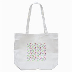 Candy Cherries Tote Bag (white)