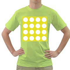 Big Dot Yellow Green T-shirt