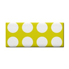 Big Dot Yellow Cosmetic Storage Cases