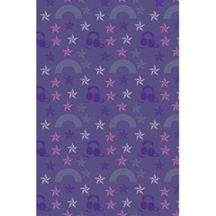 Music Stars Blue 5 5  X 8 5  Notebooks by snowwhitegirl