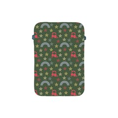 Music Stars Grass Green Apple Ipad Mini Protective Soft Cases by snowwhitegirl