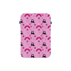 Music Stars Rose Pink Apple Ipad Mini Protective Soft Cases by snowwhitegirl
