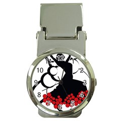 Flamenco Dancer Money Clip Watches by AnjaniArt