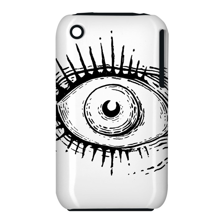 Big Eye Monster iPhone 3S/3GS