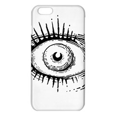Big Eye Monster Iphone 6 Plus/6s Plus Tpu Case by AnjaniArt
