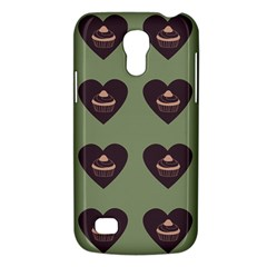 Cupcake Green Galaxy S4 Mini by snowwhitegirl