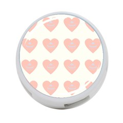 Cupcake White Pink 4 Port Usb Hub (two Sides)  by snowwhitegirl