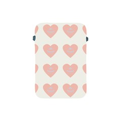 Cupcake White Pink Apple Ipad Mini Protective Soft Cases by snowwhitegirl