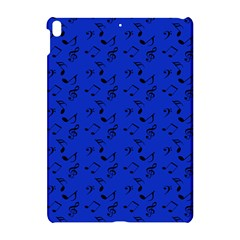 Royal Blue Music Apple Ipad Pro 10 5   Hardshell Case by snowwhitegirl