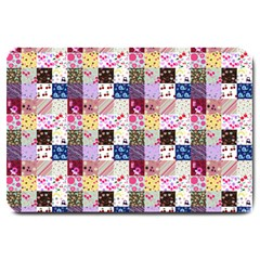 Quilt Of My Patterns Small Large Doormat