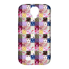 Quilt Of My Patterns Small Samsung Galaxy S4 Classic Hardshell Case (pc+silicone) by snowwhitegirl