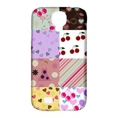 Quilt Of My Patterns Samsung Galaxy S4 Classic Hardshell Case (pc+silicone) by snowwhitegirl